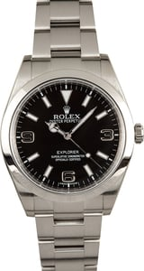 Rolex Explorer 214270 Certified Pre-Owned