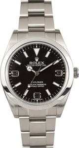 Rolex Explorer I 214270 39MM Steel