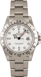Used Rolex Explorer II Polar 'Dial' 16570
