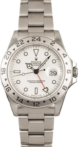 Used Rolex Explorer II 16570