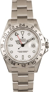 Pre-Owned Rolex 'Polar' Explorer II Ref 16570