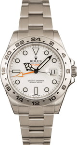 Rolex Explorer II 216570 42MM White