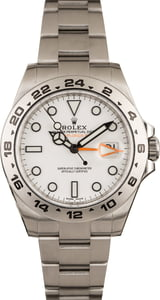 Rolex Explorer II 216570 42mm