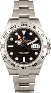 Rolex Explorer II 216570BKSO 42MM