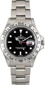 Rolex Explorer II Stainless 16570