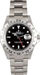 Rolex Explorer II Stainless 16570 Black