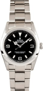 Rolex Men's Pre-owned Explorer 114270