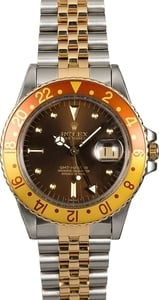 "Rolex GMT-Master 16753 ""Root Beer"" Bezel"