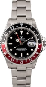 "115600 Rolex Fat Lady GMT-Master II 16760 ""Coke"""
