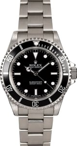 Men's Rolex Submariner 14060