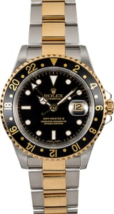 Rolex GMT-Master II Ref. 16713 Two Tone Oyster