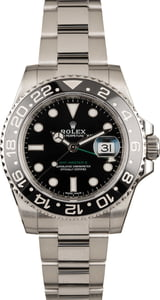 Pre Owned Rolex GMT-Master II Ref 116710 Ceramic