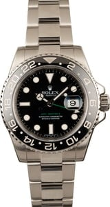 Rolex GMT-Master II Ref 116710 Black Ceramic Watch