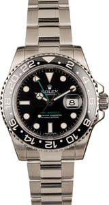 Pre-Owned Rolex GMT-Master II Ref 116710 Ceramic Watch