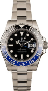 Rolex GMT-Master II Ceramic 116710 40MM