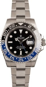 Men's Rolex GMT-Master II 116710BLNR