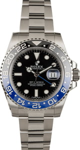 Used Rolex GMT-Master 116710 Ceramic 'Batman' T