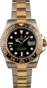 Rolex Two-Tone GMT Master II 116713BKSO Ceramic