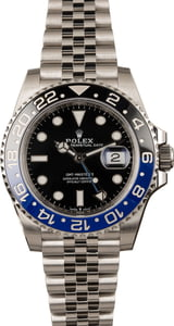 New Model Rolex GMT-Master 126710 Steel Jubilee 'Batman'