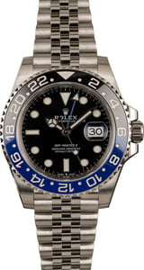 Rolex GMT-Master II Blue Black Ceramic Batman