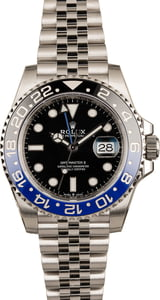 Rolex GMT-Master 126710 Jubilee 'Batman' 2019 Model