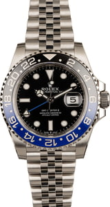 New Model Rolex GMT-Master 126710 Steel Jubilee 'Batman' 2019