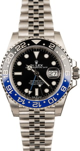 Rolex GMT-Master 126710 Steel Jubilee 'Batman'