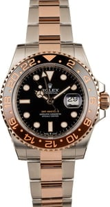 Rolex GMT-Master II Ref 126711 New Two Tone Rose Model