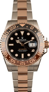 Pre-Owned Rolex GMT-Master II Ref 126711 Two Tone Everose