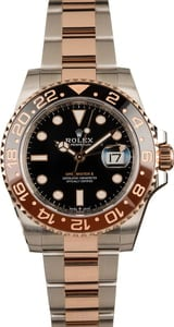 PreOwned Rolex GMT-Master II Ref 126711 Ceramic 'Root Beer' Model