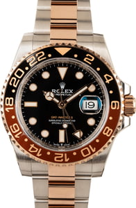 Rolex GMT-Master II Ref 126711 Ceramic 'Root Beer' Model