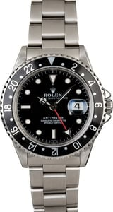 Men's Rolex GMT-Master 16700 Steel Oyster