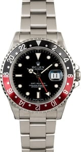 Men's Rolex GMT-Master Coke 16700