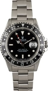 Men's Rolex GMT-Master Model 16700 Pre-Owned