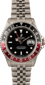 Pre Owned Rolex GMT-Master 16700 Coke Bezel