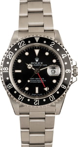 Used GMT-Master Rolex 16700 Steel