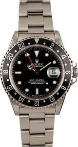 Pre-Owned 40MM Rolex GMT-Master 16700