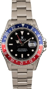 Pre Owned Rolex GMT Master II Ref 16710
