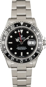 Pre Owned Rolex GMT Master 16710