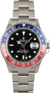 Used Rolex GMT Master 16710