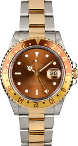 Rolex GMT-Master II 16713 Two Tone 'Root Beer'