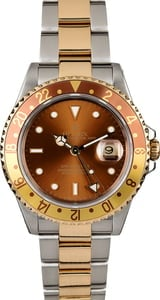 Rolex GMT-Master II Ref 16713 Root Beer