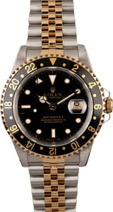 PreOwned Rolex GMT-Master II Ref 16713
