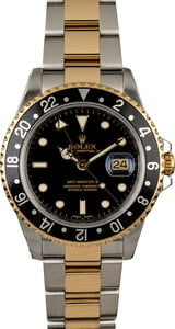 Rolex GMT-Master II Ref 16713 Two Tone Oyster Bracelet