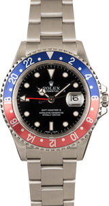 Rolex GMT-Master 16710 Red and Blue Pepsi Bezel