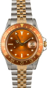 Rolex GMT-Master 16753 'Root Beer' Insert
