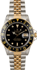 Rolex GMT-Master 16753 Two Tone Watch