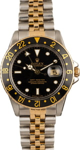 Pre-Owned Rolex GMT-Master 16753