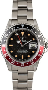 Rolex GMT-Master 16760 'Fat Lady Coke'
