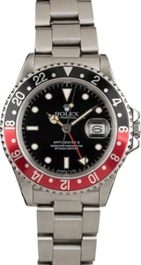 PreOwned Rolex GMT-Master 16760 'Fat Lady Coke'